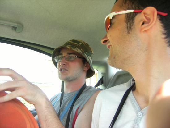 Départ 2/08/2011